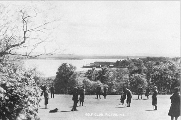 Pictou Golf and Country Club 1921